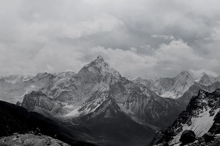 Cumbres del Himalaya