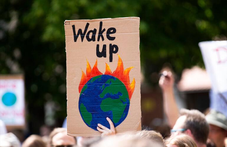 Está en nuestras manos tomar una posición valiente y osada en esta COP25 ¡es tiempo de actuar!.